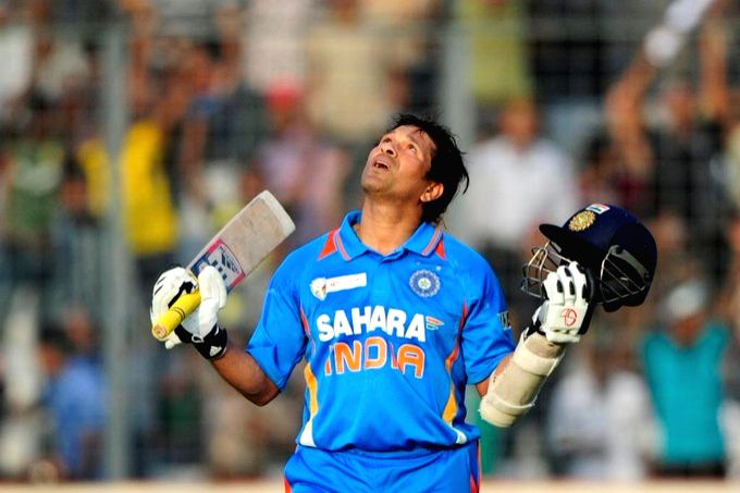 March 16, 2012, will be etched in the minds of cricket fans across the globe as the day when legendary India batsman Sachin Tendulkar scored his 100th international century. Popularly known as the 'God of Cricket', Tendulkar's record remains unbroken