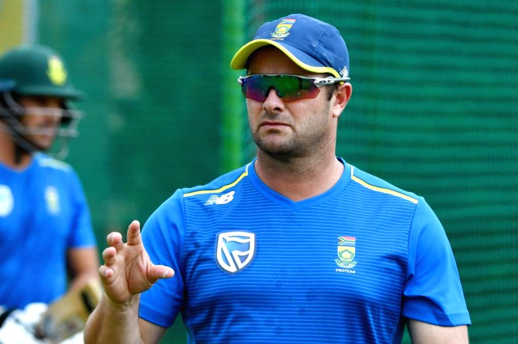 Mark Boucher.
