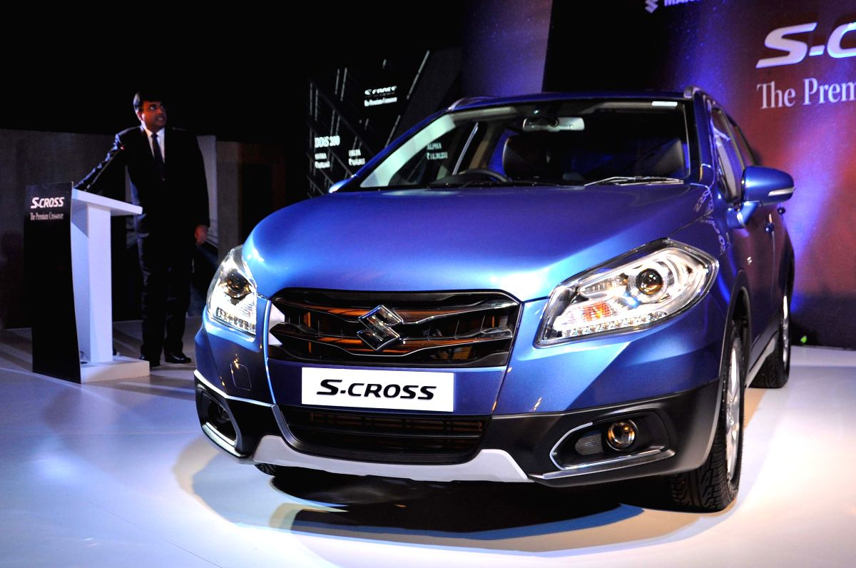 Maruti Suzuki `S-Cross`