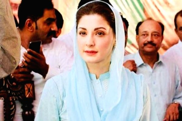 Maryam Nawaz. (Photo: Twitter/@MaryamNSharif)