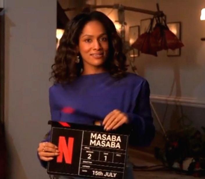 Masaba Gupta: I'm all set to start filming for new season of 'Masaba Masaba'.
