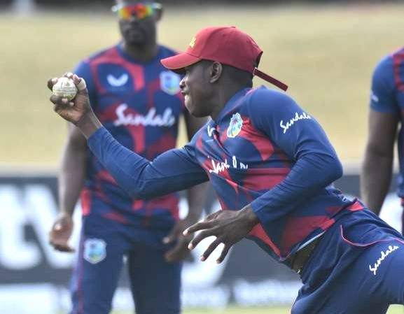 Match officials named for West indies-Sri Lanka series