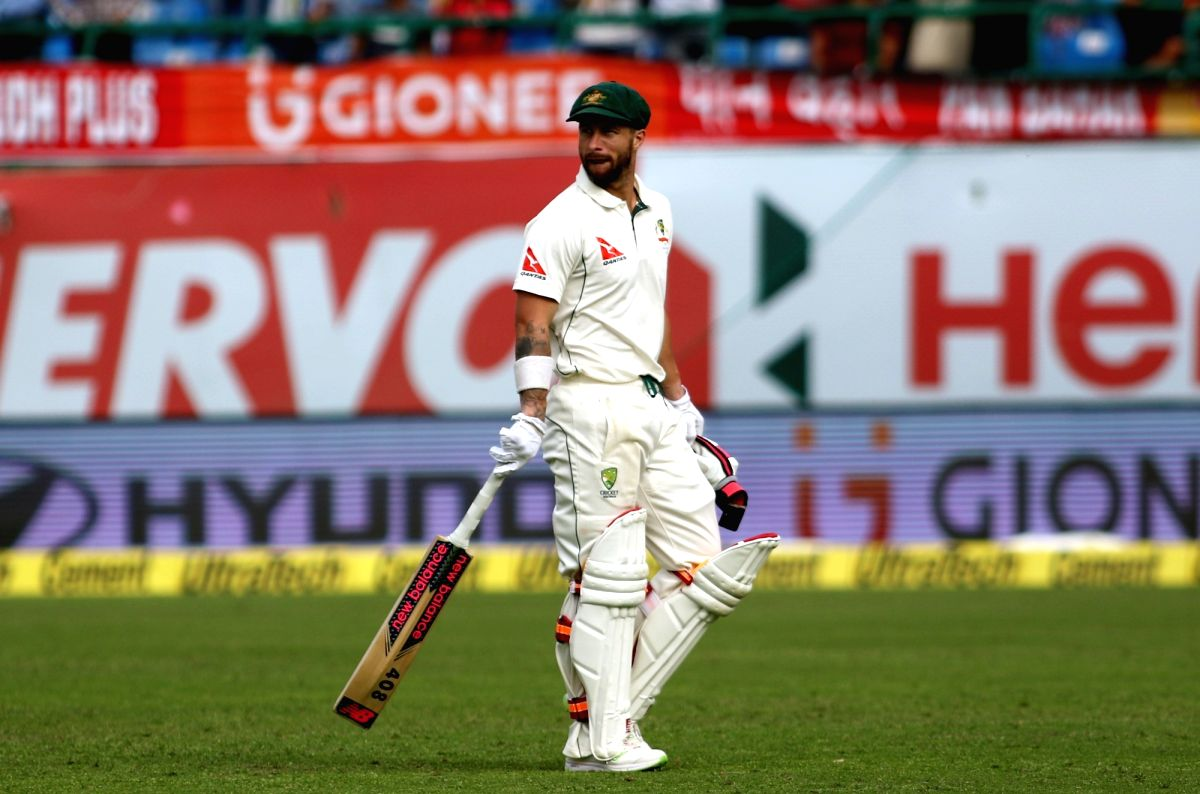 Matthew Wade out of County Championship due to injury