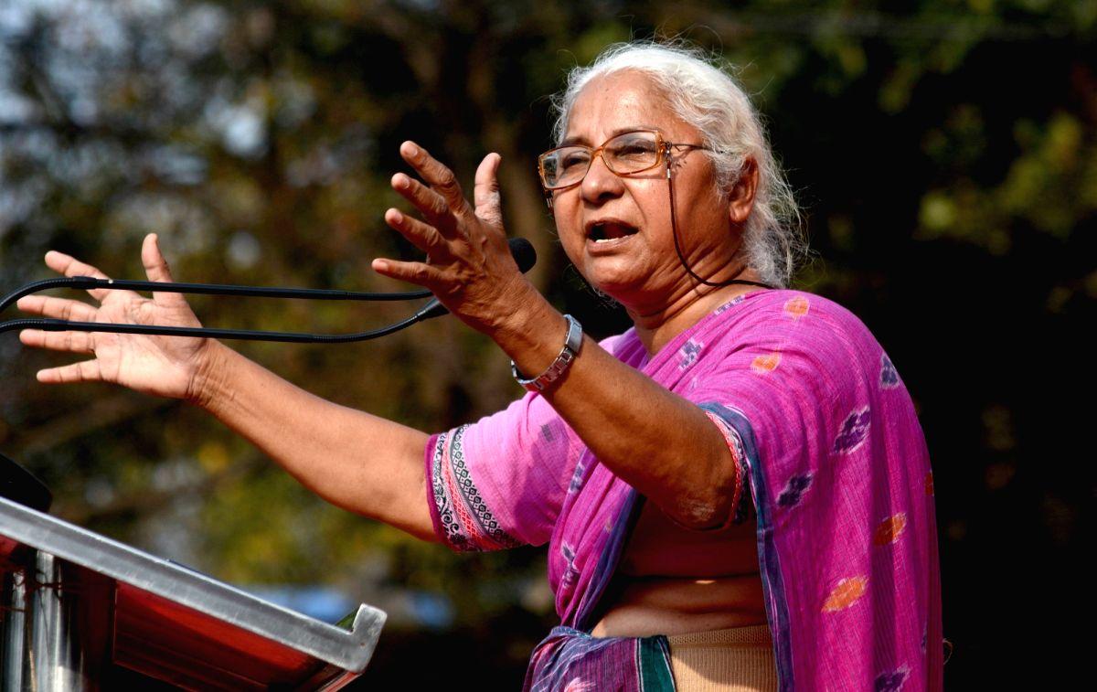 Medha Patkar moves SC seeking release of elderly prisoners amid Covid