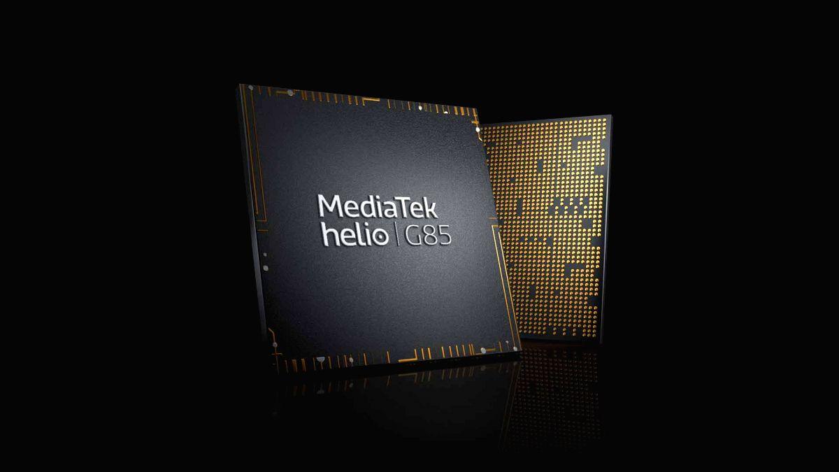 MediaTek announces gaming-focused Helio G85 chipset.