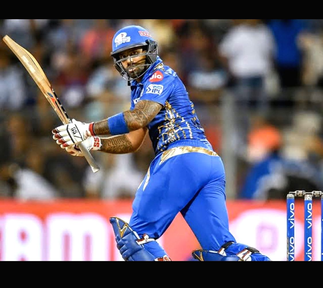 Mentally at Wankhede, physically at home: Suryakumar Yadav.