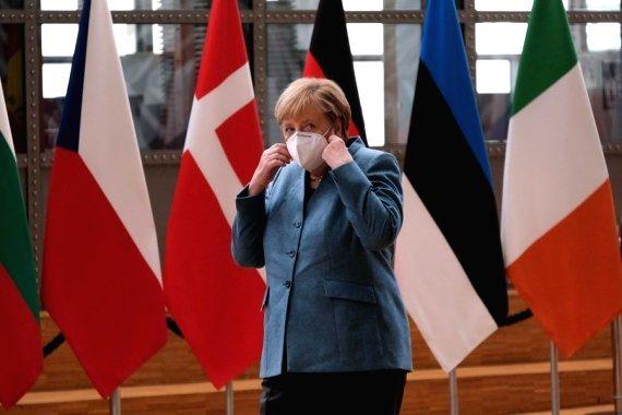 Merkel confirms extension of partial lockdown in Germany