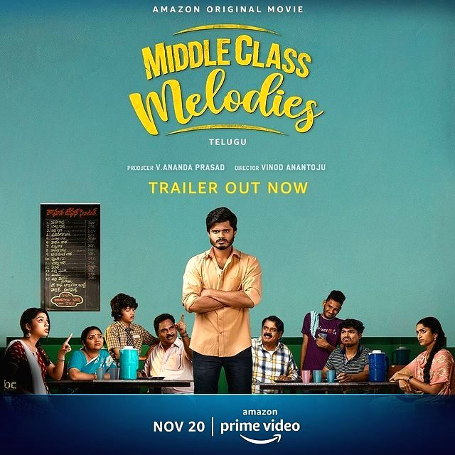 Middle Class Melodies: Leaves you in a happy space