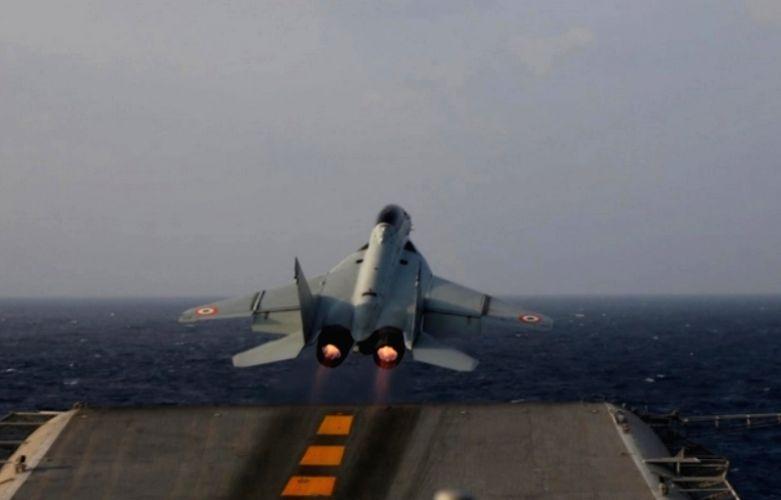 MiG-29K.