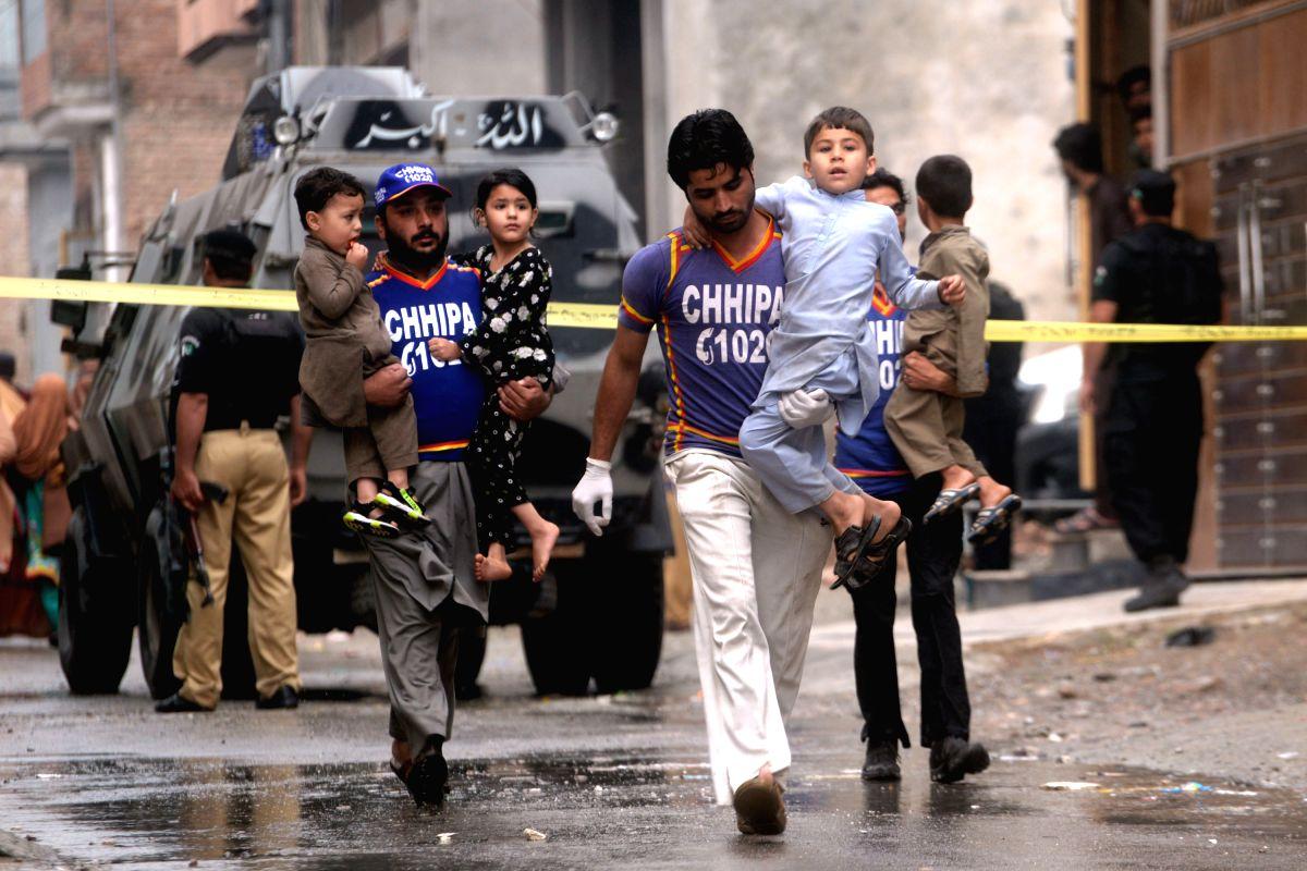 Minor killed in Pak-Afghan border attack