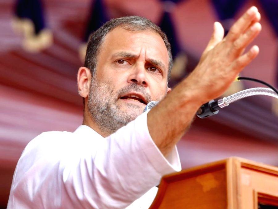 Vaccine strategy is no less than demonetisation: Rahul