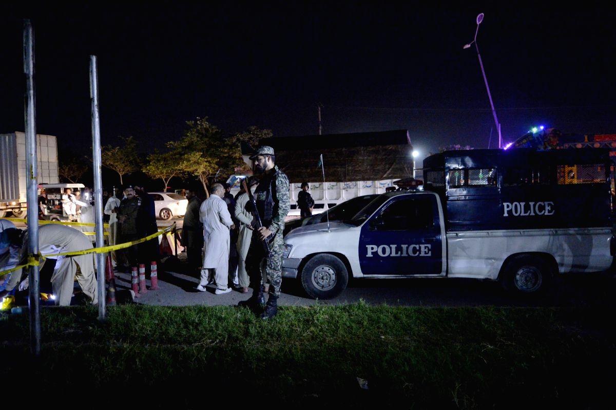 Mob attacks Islamabad police station