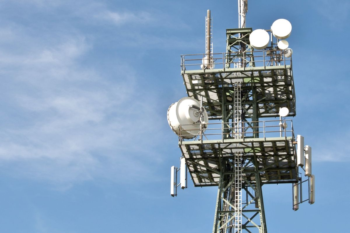 Mobile Tower.