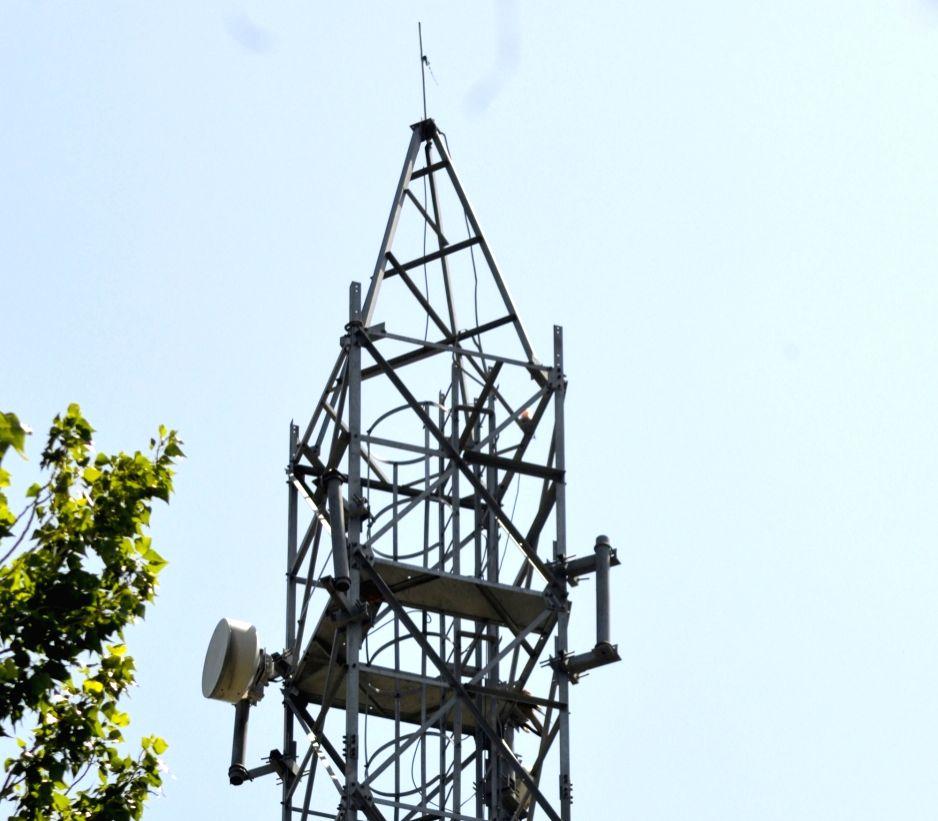 Mobile tower. (File Photo: IANS)