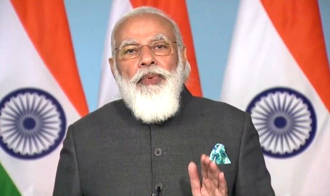Covid put conventional methods to test, innovation came to rescue: Modi