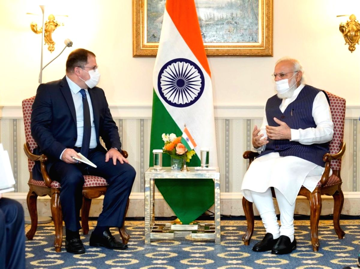 After meeting Modi, CEOs see high potential for India to attract investments
