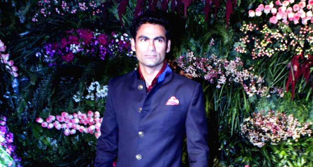 Mohammad Kaif. (Image Source: IANS)