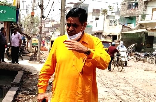 Mohan Singh Bisht. (Photo: twitter@bishtmla)