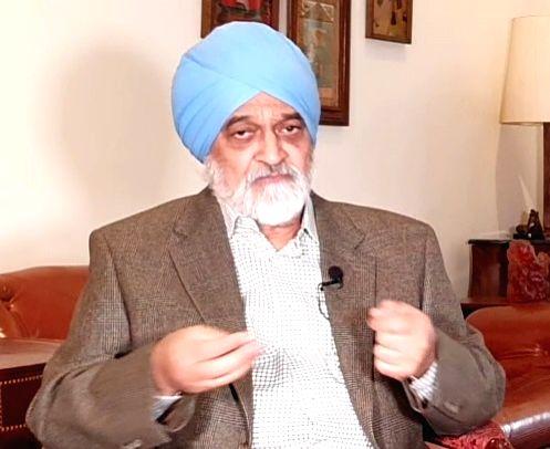 Montek Singh Ahluwalia (File Photo: IANS)