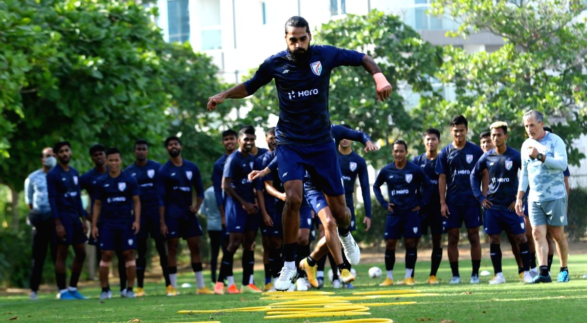 More experiments on offer as India face UAE (Preview). (Credit: AIFF)