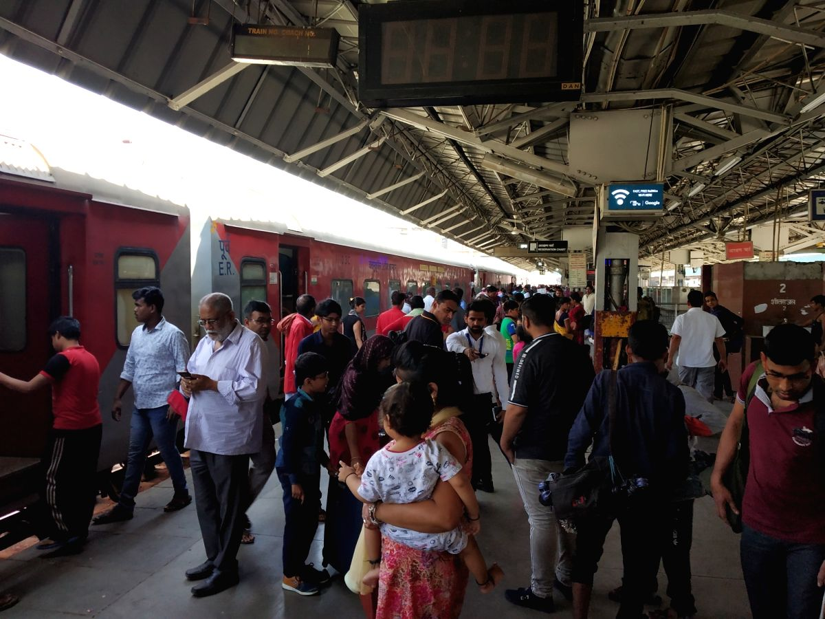 More than 5.63 lakh railway passengers were caught travelling ticketless or with improper tickets and carrying un-booked luggage in the northeastern region and nearby areas in the first seven months of the year, official said on Thursday. (Photo: Bid