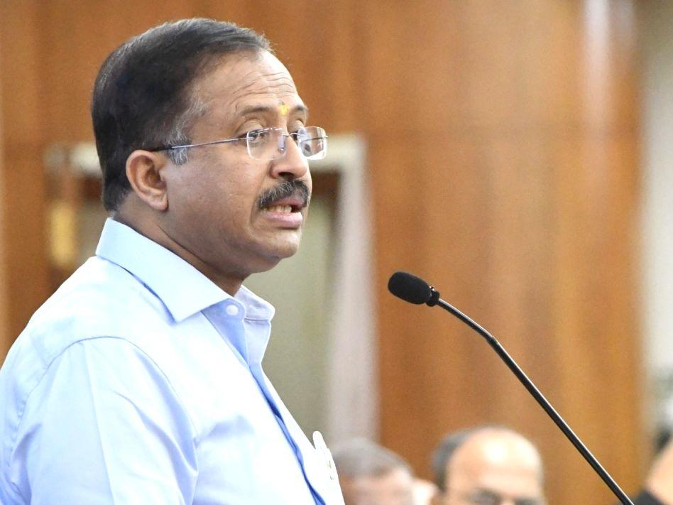 MoS External Affairs and Parliamentary Affairs V. Muraleedharan