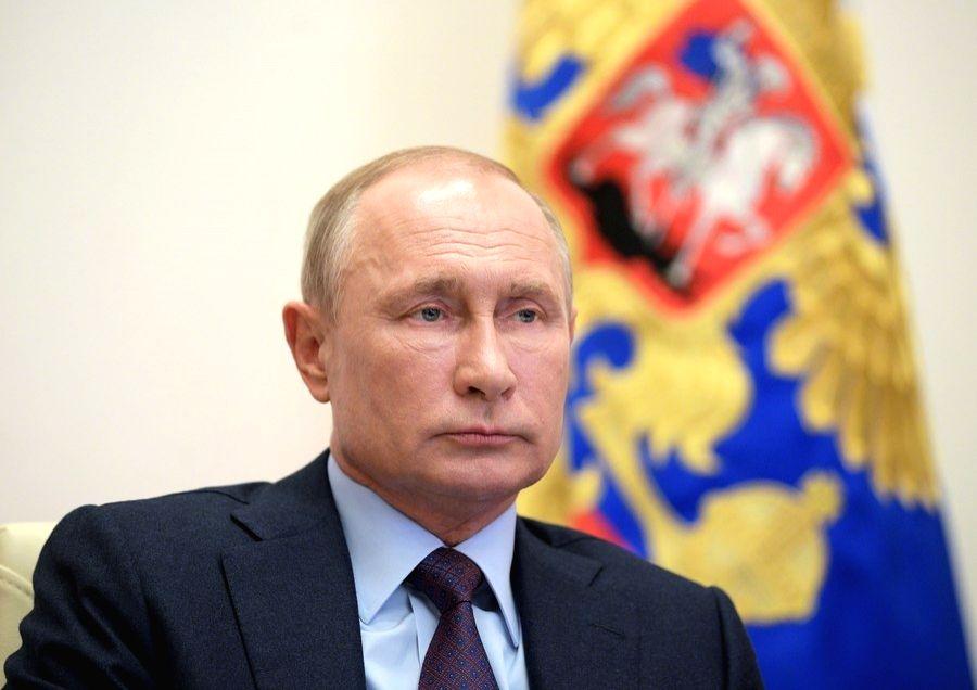Moscow, Aug. 18 (Xinhua) -- Russian President Vladimir Putin (Sputnik via Xinhua/IANS)