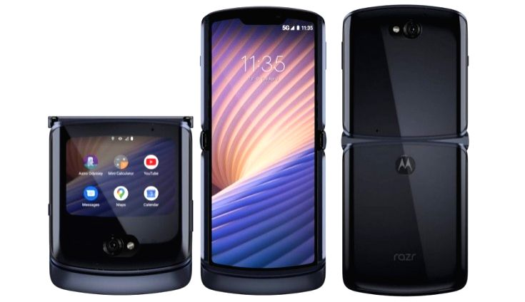 Motorola Razr 5G comes to India, first sales start on October 12