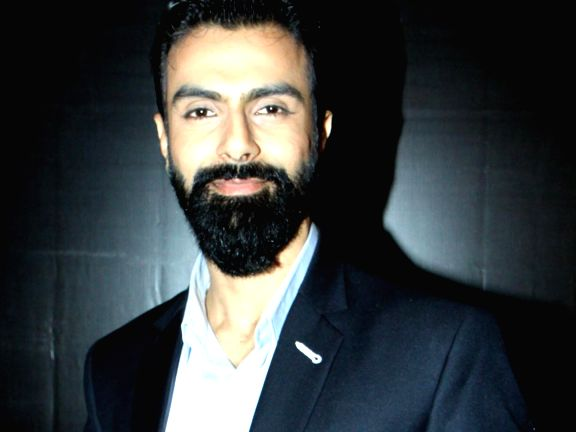 Actor Ashmit Patel
