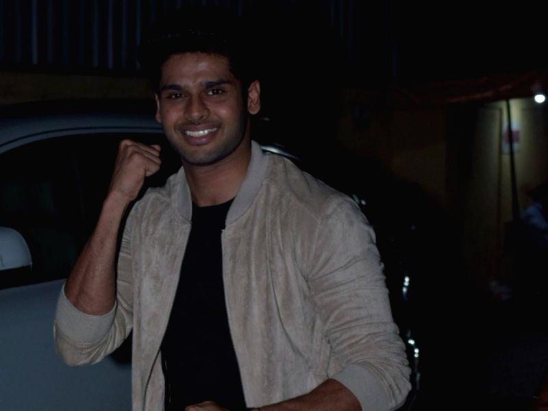 Actor Abhimanyu Dasani
