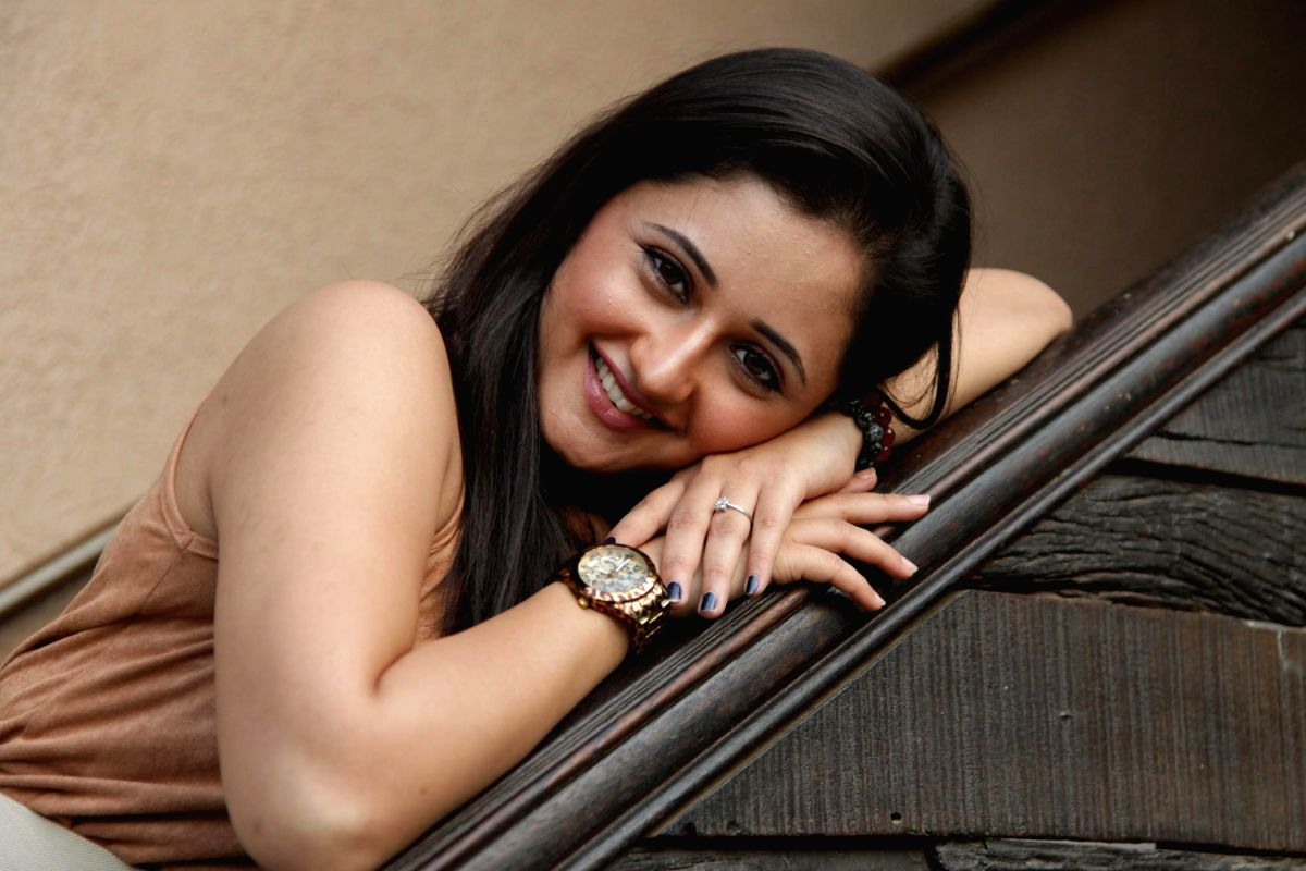 Actor Rashmi Desai