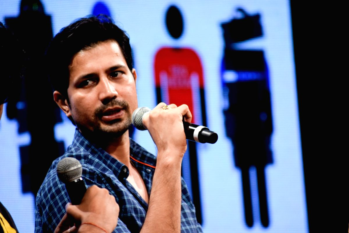 Mumbai: Actor Sumeet Vyas at the 5th edition of Indian Screenwriters Conference in Mumbai on Aug 3, 2018.
