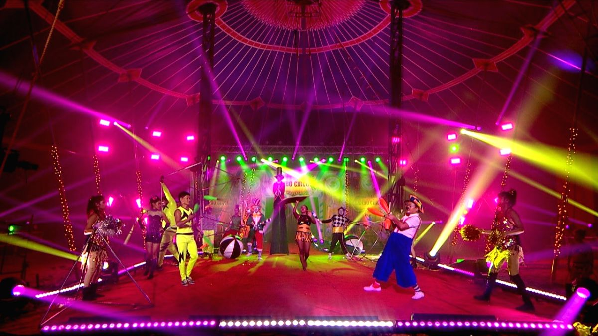Mumbai: Rambo Circus is all set to go online after a long period of no yearning for the good old days of the exciting, traditional, family circus outing, in Mumbai on August 29, 2020.