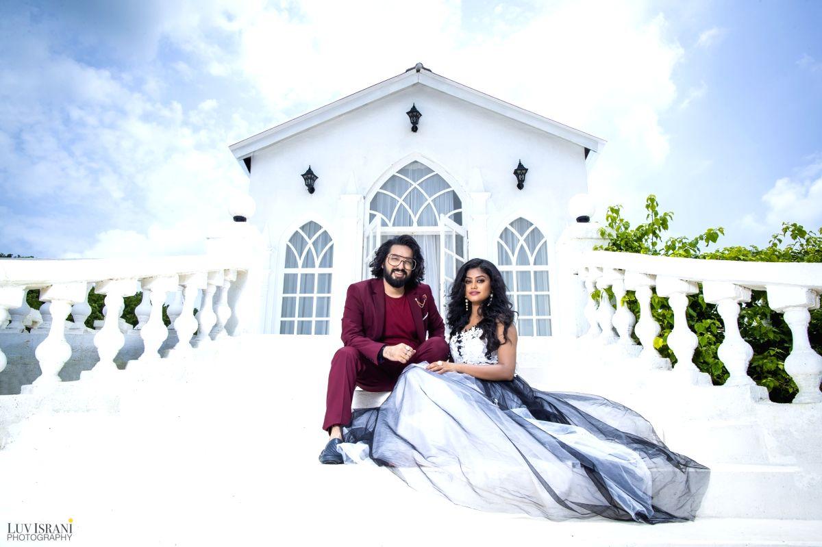 Music composer and lyricist duo Sachet Tandon and Parampara Thakur.