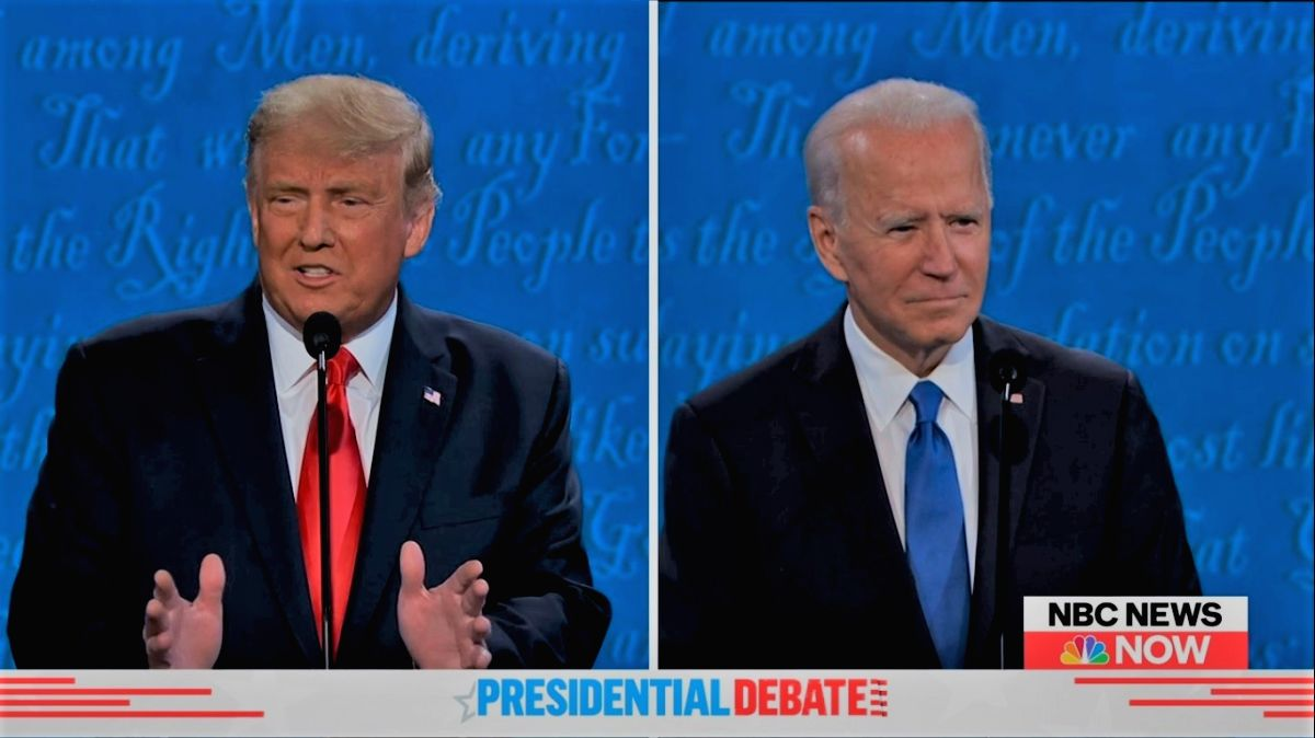 Biden leads Trump nationwide by 12 points: Poll