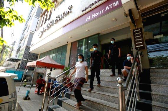 Myanmar denies banknotes demonetization rumours