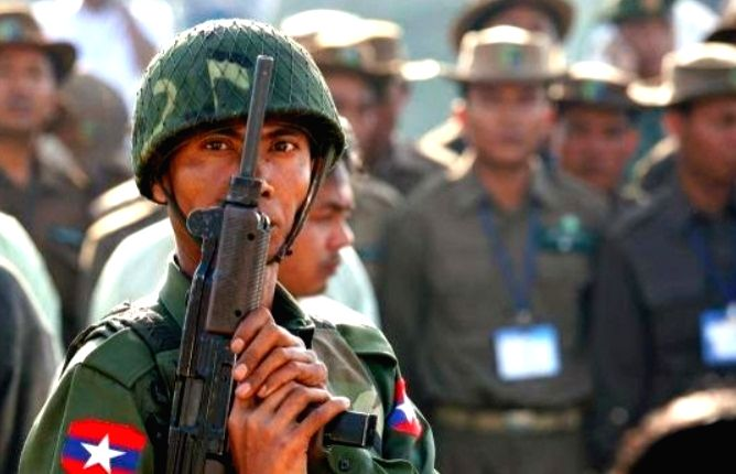 Myanmar military forms Peace Talks Committee