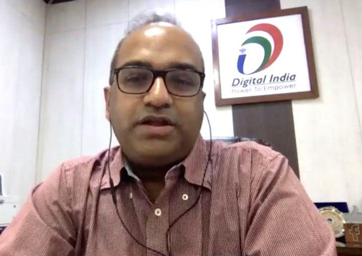 MyGov CEO Abhishek Singh.