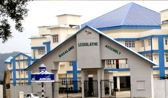 Nagaland forms 'Parliamentary Committee' on Naga political issue