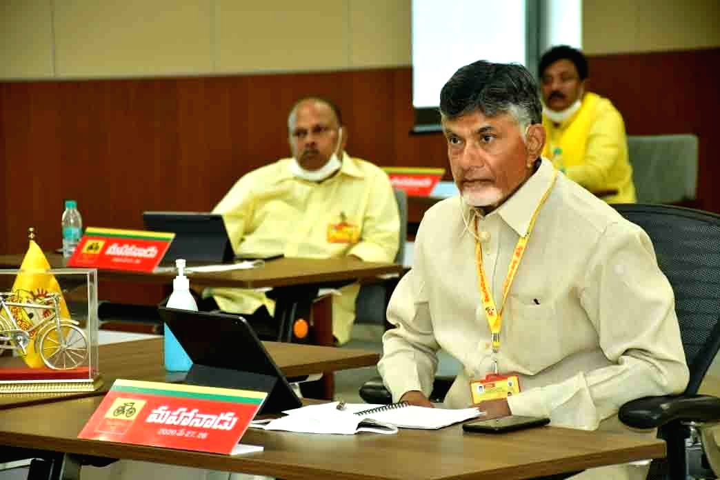 Naidu writes again to AP DGP, calls out rights violations