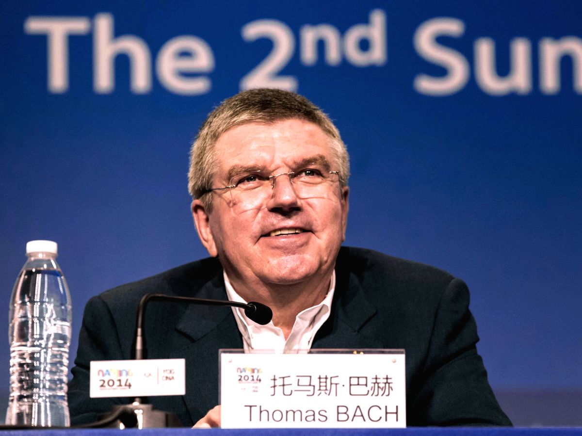 International Olympic Committee President Thomas Bach (File Photo)