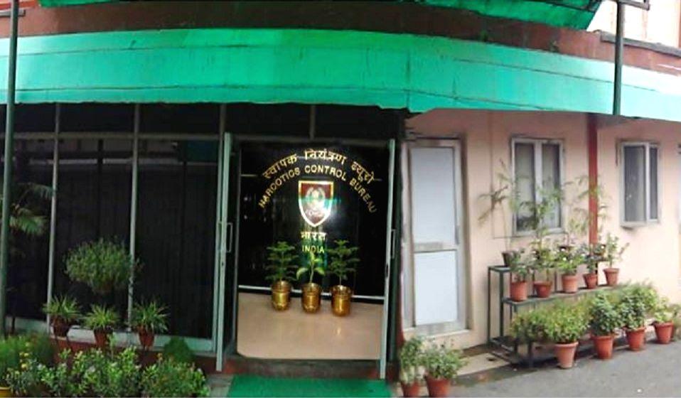 Narcotics Control Bureau.