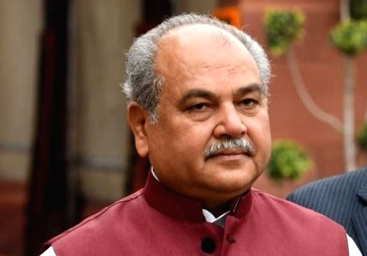 Narendra Singh Tomar. (File Photo: IANS)