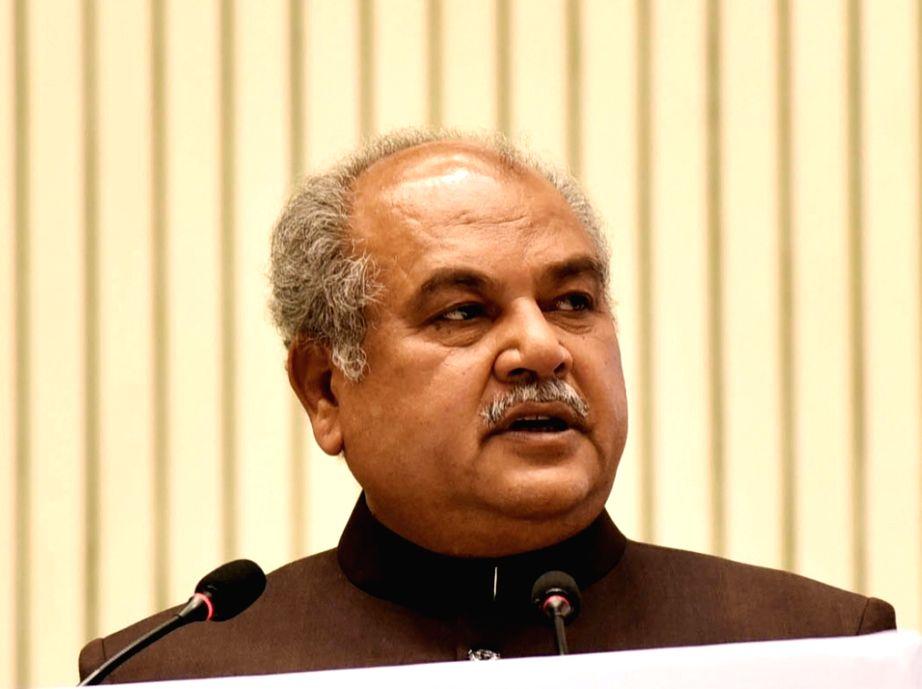 Narendra Singh Tomar.
