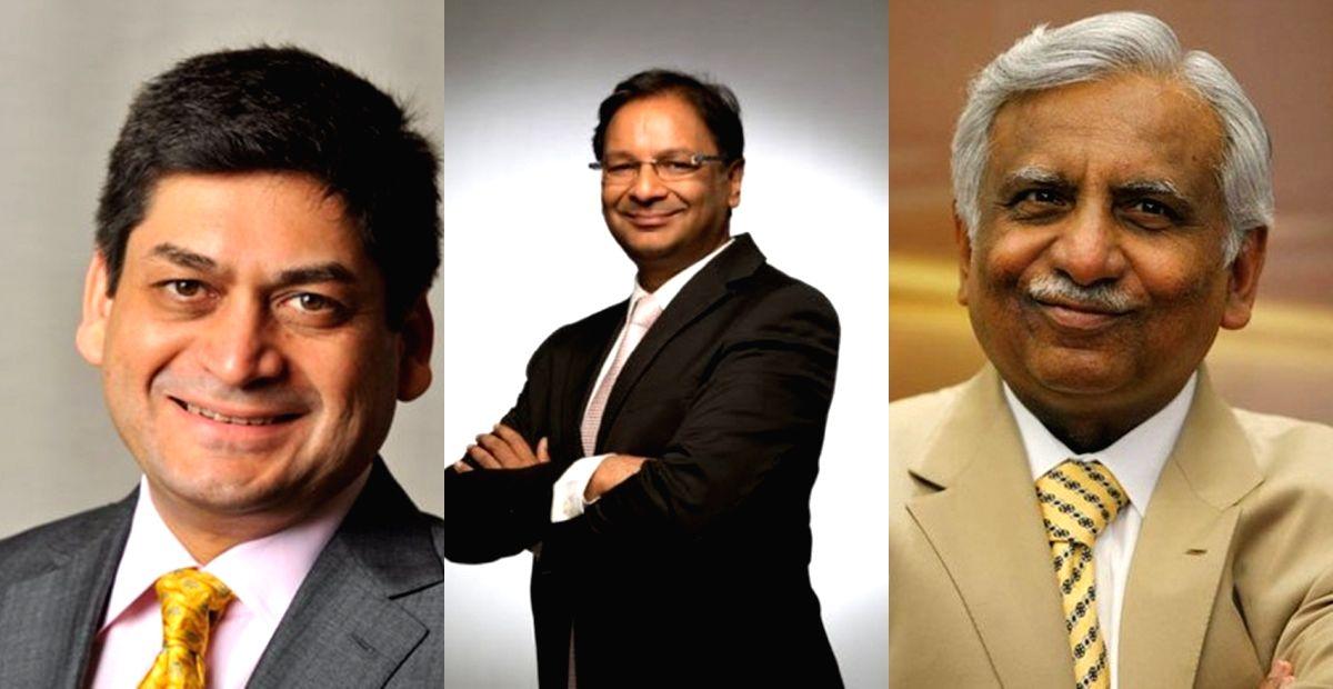 Naresh Goyal, Ajay Singh, Prashant Ruia, PSU chiefs in Pegasus list