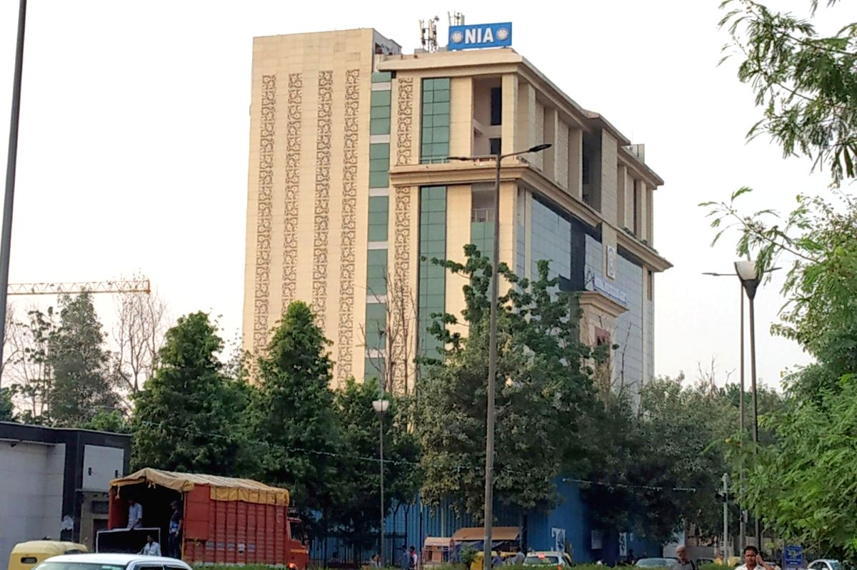 National Investigation Agency (NIA). (File Photo: IANS)