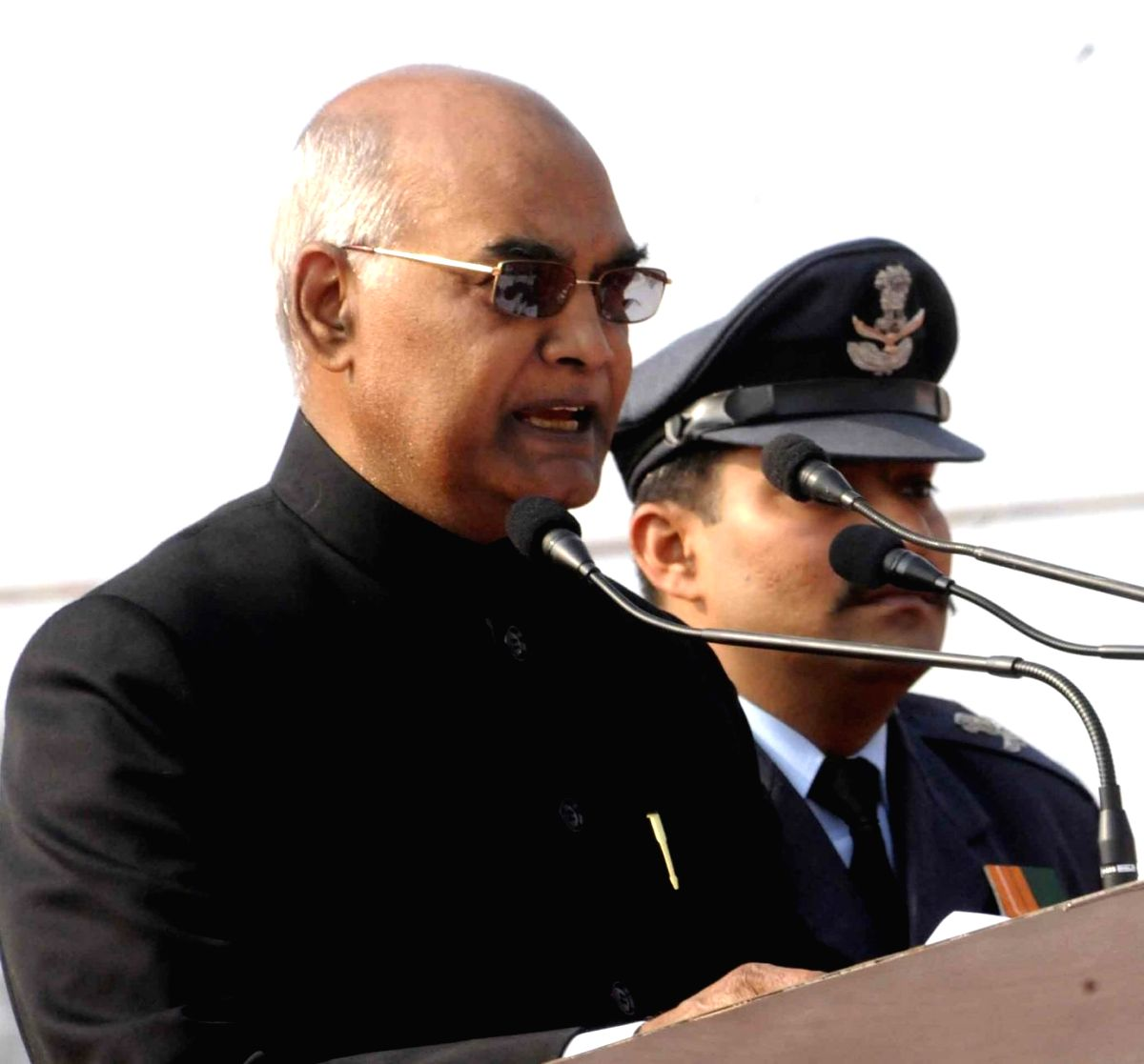 NDA presidential candidate Ram Nath Kovind. (File Photo: IANS)