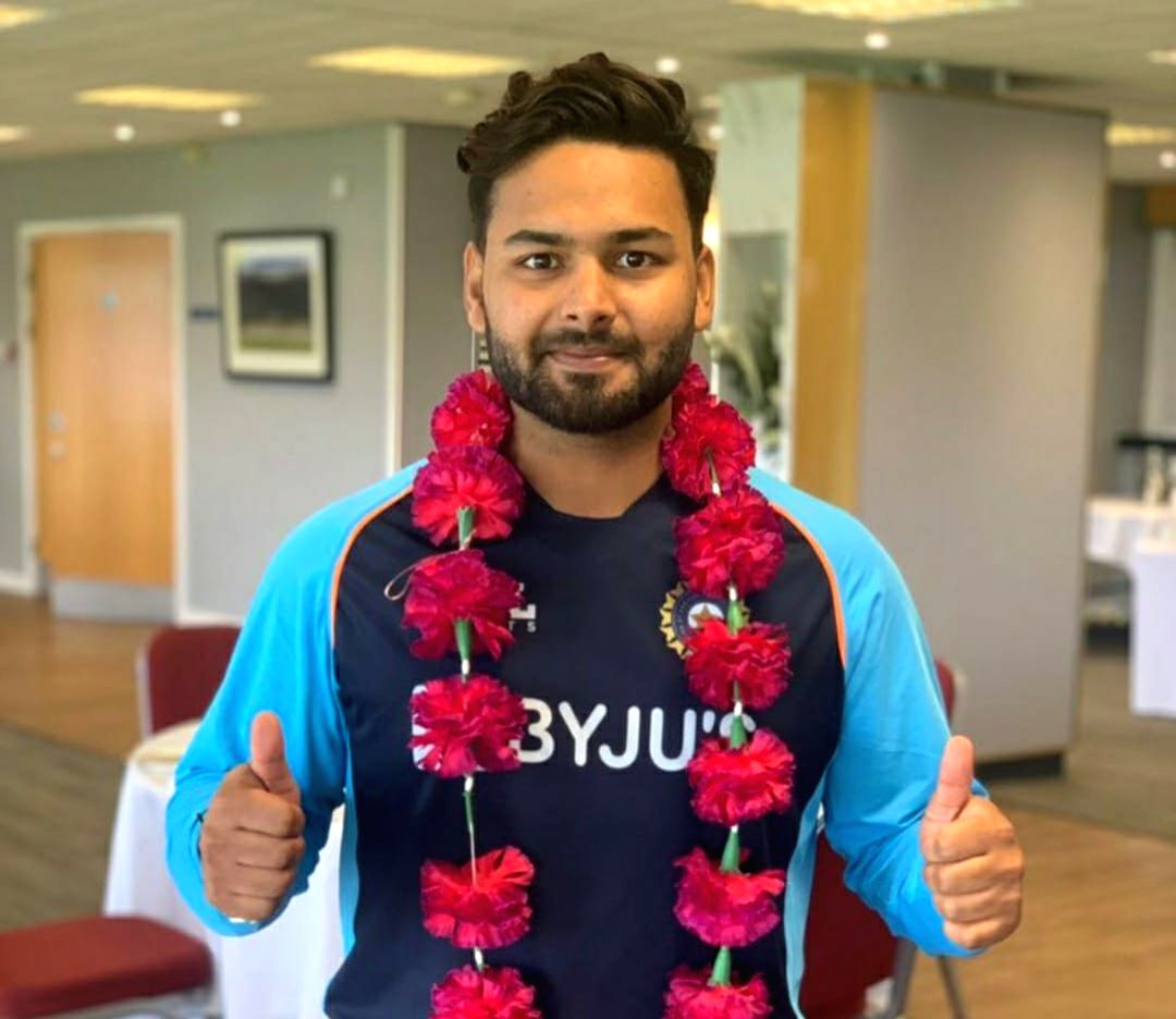 Need to respect the bowlers bit more in England: Pant.