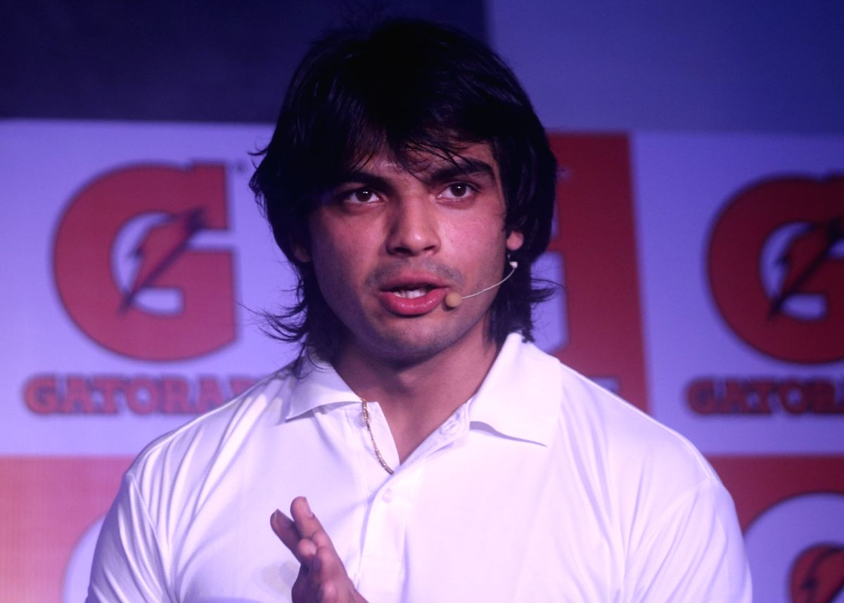 Neeraj Chopra. (File Photo: IANS)