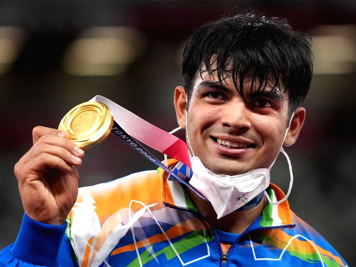 Neeraj Chopra's gold in Tokyo is one of World Athletics' 10 magical moments